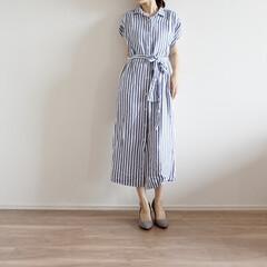 プチプラ/ワンピース/GAP/ファッション/夏ファッション/GU 先日お店に寄ったら驚きの60%オフをして…(1枚目)