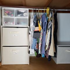 整理整頓アドバイザー/収納 棚と棚の間を有効活用!