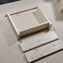 端材DIY/端材/簡単DIY/日曜大工/集成材/DIY ドーモ!いや〜さすがに同じ動作を4時間ほ…(3枚目)