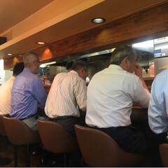 日替わりランチ/メンチカツ/名古屋あるある/ランチ/あんかけスパ こぞって食べているのは…