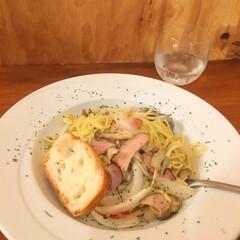 tredi/燻製/ランチ/イタリアン/キッシュ/パスタ 美味しいの食べた(^-^)♡ 名古屋のオ…