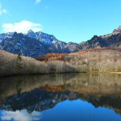 また行きたいな/絶景/女子旅/一眼レフ/長野県/旅行/... 長野県の鏡池**  一眼レフにて撮影しま…