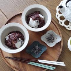 スイーツ/和菓子/お菓子/リミアな暮らし/LIMIAFESTA/キッチン雑貨/... 息子のお食い初めでお赤飯を炊いた時に残っ…