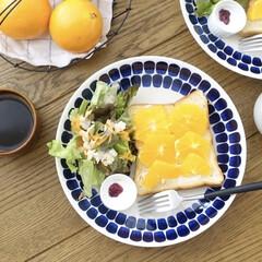おうちごはんクラブ/トーストアレンジ/朝ごはんレシピ/朝ごはん/暮らし/おうちカフェ 旦那さんの大好物、オレンジトースト。 ト…