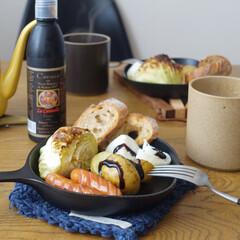 朝ごはんレシピ/朝ごはん/LIMIAごはんクラブ/わたしのごはん/おうちごはんクラブ/グルメ/... 春野菜のオーブン焼き。 バルサミコクリー…