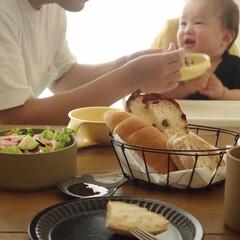 食器 ハサミポーセリン 波佐見焼 ボウル Mサイズ HASAMI PORCELAIN 即日出荷可能 | HASAMI(皿)を使ったクチコミ「子供が3回食になって、なるべく親子の食事…」