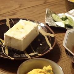 syouryu すずがみSS 11×11cm(内蔵型SSD)を使ったクチコミ「昨日食べたおつまみの一品 水切りして塩を…」
