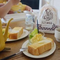 WECK ウェック Mold Shape モールドシェイプ 80ml WE-080 | ウェック(食品保存容器)を使ったクチコミ「昨日お茶したコメダ珈琲店でパンを購入。 …」(1枚目)