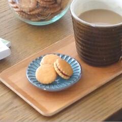 おやつ/お菓子/うつわ日和/リミアな暮らし/キッチン雑貨/暮らし お菓子のまちおかや無印で売っている「ジャ…