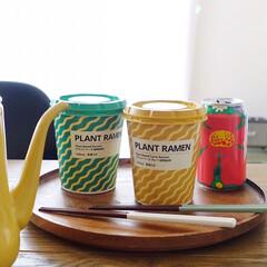カップ麺/カップラーメン/ラーメン/INEAフード/IKEA/おうちごはん/... IKEA原宿でパケ買いしたカップラーメン…(1枚目)