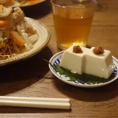 おうちごはんクラブ/おうちご飯/おつまみレシピ/うつわ日和/醤油麹/冷奴/... 野菜不足だな..と感じる日は、野菜をこれ…