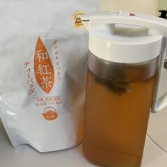 水出し/紅茶ポリフェノール/水出し和紅茶/水出しコーヒーセット/水出しコーヒー 水出しコーヒー💕 旦那が知り合いにすすめ…(2枚目)