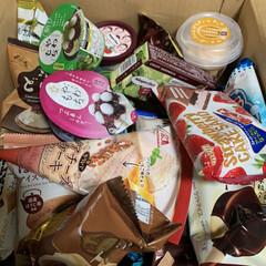 楽天セール/アイスクリーム福袋/冷凍庫パンパン アイスクリーム福袋💕 楽天セールでポチッ…(1枚目)