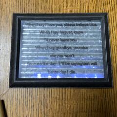 リミ友さんからの贈り物 リミ友さんからの贈り物💕 素敵な作品送っ…(2枚目)