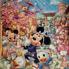 隠れミッキーカレンダー答え合わせ 隠れミッキーカレンダー答え合わせ💕 5個…