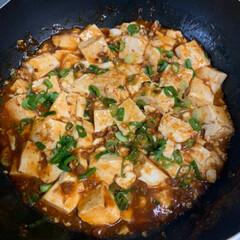 イノシシ捕獲/麻婆豆腐 麻婆豆腐💕本日夕飯作り置きおかず👍だいぶ…