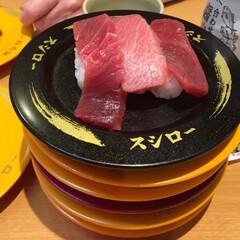 母のリース/スシロー/令和元年フォト投稿キャンペーン/令和の一枚/100均/ダイソー/... スシローでお寿司💕 今日のお昼はスシロー…