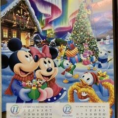 今日から11月/隠れミッキーカレンダー 隠れミッキーカレンダー💕 今日から11月…