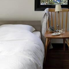 インテリア/ベッド/寝室/ベッドメイキング/家具/住まい/...