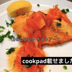 cookpadにレシピ掲載中/お弁当 鮭の切り身が安かったので、鮭料理。。 c…