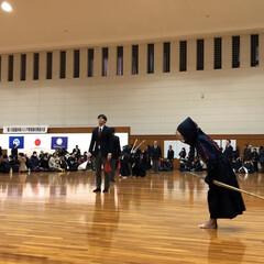 「福井県ジュニア育成強化剣道大会。 学年が…」(3枚目)