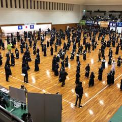 「福井県ジュニア育成強化剣道大会。 学年が…」(2枚目)