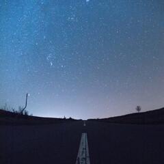 自然/星空/星/美瑛/北海道/アマチュアカメラマン/... おはようございます🌞今現在雪が積もってい…