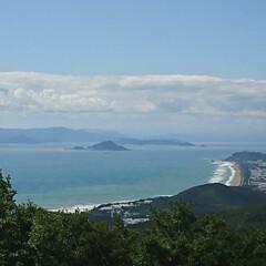 みんなにおすすめ 愛知県の田原にある大山からの展望から見え…