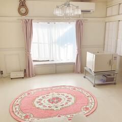 大正ロマン/フレンチシャビーシック/シャビーシック/マリーアントワネット/和室リノベーション/和室から洋室/... ☕️ ・ ・ #和室インテリア 全体画像…