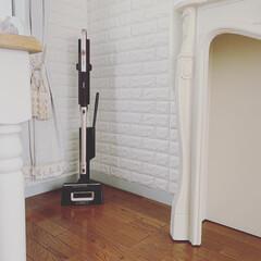 在庫僅少 KIC-SLDCP6 アイリスオーヤマ 紙パック式 極細軽量スティッククリーナー | アイリスオーヤマ(掃除機)を使ったクチコミ「🧹 ・ サブ掃除機の #アイリスオーヤマ…」