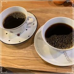 こだわり/コーヒー この一杯で今シーズン最後のパナマ☕️ 今…
