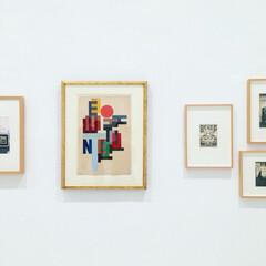 はじめてフォト投稿/美術館/アート/アバンギャルド/エキシビション/芸術/... マドリード レイナソフィア美術館にて。 …