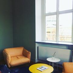 北欧デザイン/北欧/海外インテリア/海外旅行/海外/インテリアデザイナー/... コペンハーゲン、NOBISホテルにて。 …