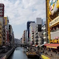 大阪/風景 この風景が私の故郷😊