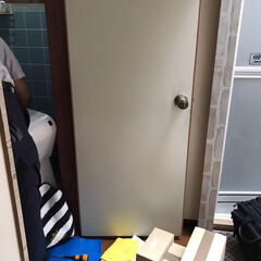 修理/トイレ/住まい トイレの水が流れなくて、TOTOの人に来…