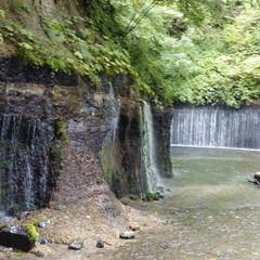 軽井沢/滝/ドライブ/令和の一枚/フォロー大歓迎/LIMIAファンクラブ/... 台風一過の日曜日。 静かな山奥の滝を見に…(2枚目)