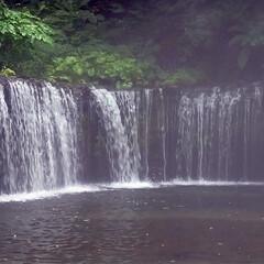 軽井沢/滝/ドライブ/令和の一枚/フォロー大歓迎/LIMIAファンクラブ/... 台風一過の日曜日。 静かな山奥の滝を見に…(7枚目)