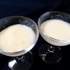 recolte カプセルカッター ボンヌ レコルト レシピ付き おまけ付き フードプロセッサー ブレンダー ミキサー アイスクラッシャー フードカッター おしゃれ | récolte(ジューサー、ミキサー、フードプロセッサー)を使ったクチコミ「🎈手づくり甘酒(米麹) ロマンロマンさん…」