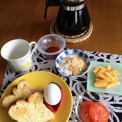 グァテマラコーヒー/我が家の朝ゴパン/100均/ラク家事/スタミナご飯/スタミナ丼/... 🍞我が家の朝ゴパン☕️ デニッシュ🍞 ポ…