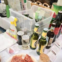 パン/ワイン/オリーブオイル/2018/フォロー大歓迎/おうちごはんクラブ/... 食品大展示会、招待会🍽 色々な珍しい食品…