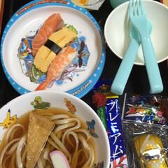 天ぷら/蕎麦/お寿司/ご飯が美味しい店/おすすめアイテム/令和の一枚/... 🔥ねぶたの夜運行最終日🔥 又々いとこ一家…(3枚目)