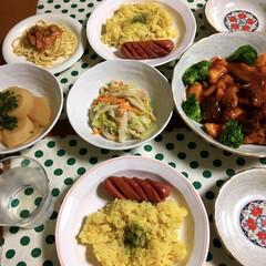 料理/冬/おうち/ごはん/おうちごはんクラブ/おうちごはん/... 🍅今日の夕食🥄 鶏肉・なす・じゃがいもの…