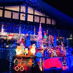 イルミネーション/トマトハンバーグ/クリスマス2019/おでかけ/フォロー大歓迎 🎄メリークリスマス🎄 友達とクリスマス✨…