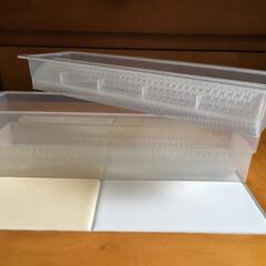 讃岐 ざるうどん 200g×12袋(カクテル)を使ったクチコミ「📍昨夜の夕食🥢 冷汁うどん。 太巻き寿司…」(2枚目)