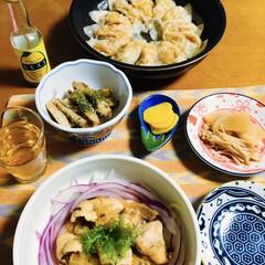 5本セット・ レモスコ 60g×5本 瀬戸内レモン農園(その他調味料、料理の素、油)を使ったクチコミ「🍚我が家の夕食🥢 鶏肉・玉ねぎ蒸し。 大…」