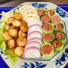 お節料理/2018/フォロー大歓迎/年末年始/おうちごはんクラブ/おうちごはん/... 年越しパーティー🎉 いつもLIMIAで見…