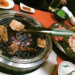 焼肉屋さん/肉専門店/前沢牛/LIMIAごはんクラブ/LIMIAおでかけ部/フォロー大歓迎/... 🥩昨夜の夕食🥢 焼肉屋さんで満腹。