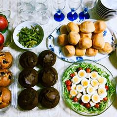 コストコ/カレー/トンカツ/フォロー大歓迎/わたしのごはん/おうちごはんクラブ/... 🎾全豪テニス🎾 今日も皆んなで応援夕食📣…