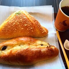 パン/LIMIAごはんクラブ/LIMIAおでかけ部/フォロー大歓迎/わたしのごはん/おでかけ/... 🥐ランチ✨ 今日は検査の為に朝食抜きで、…