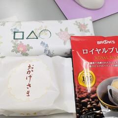 北海道土産/おめで鯛/我が家の夕食/ピンク 🍚我が家の夕食🥢 北海道で👰ウェディング…(2枚目)